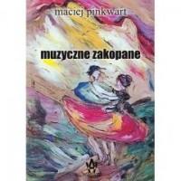 Muzyczne Zakopane - okładka książki