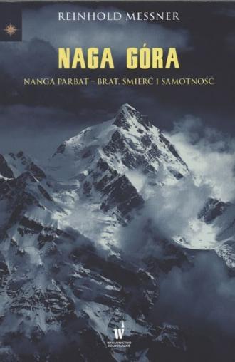 Naga Góra - okładka książki