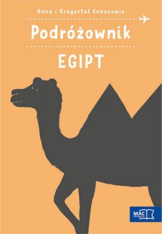 Podróżownik. Egipt - okładka książki