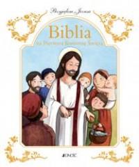 Przyjąłem Jezusa. Biblia na Pierwszą - Wydawnictwo - okładka książki