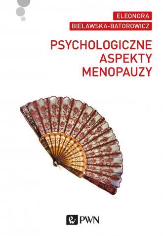 Psychologiczne aspekty menopauzy - okładka książki
