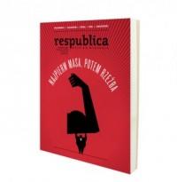 Res Publica Nowa nr 4/2015 - okładka książki