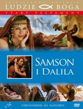 Samson i Dalia. Kolekcja: Ludzie - okładka filmu