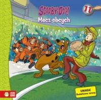 Scooby-Doo! Mecz obcych - okładka książki