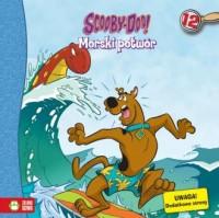 Scooby-Doo! Morski potwór - okładka książki