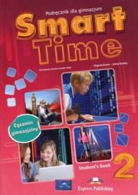 Smart Time 2. Podręcznik + ieBook. - okładka podręcznika