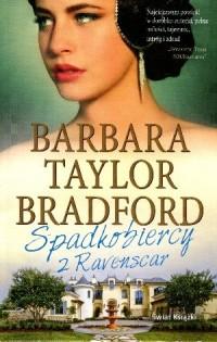 Spadkobiercy z Ravenscar - okładka książki