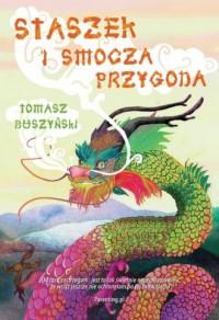 Staszek i smocza przygoda - okładka książki