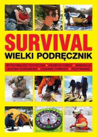 Survival. Wielki podręcznik - okładka książki