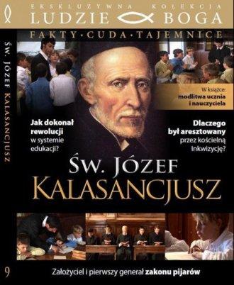 Św. Józef Kalasancjusz. Kolekcja: - okładka filmu