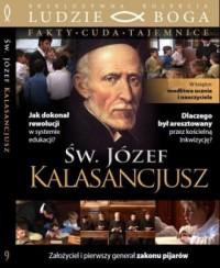 Św. Józef Kalasancjusz. Kolekcja: - Andres Garrigo - okładka filmu