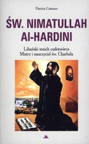 Św. Nimatullach Al-Hardini - okładka książki