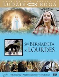 Święta Bernadeta z Lourdes. Kolekcja: - Lodovico Gasparini - okładka filmu