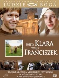 Święta Klara i Święty Franciszek. - Fabrizio Costa - okładka filmu