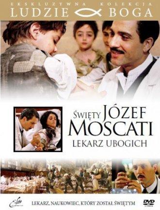Święty Józef Moscati. Lekarz ubogich. - okładka filmu