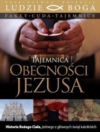 Tajemnica obecności Jezusa. Historia - okładka filmu