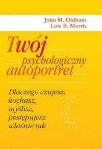 Twój psychologiczny autoportret. - okładka książki