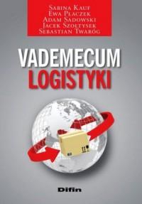 Vademecum logistyki - okładka książki