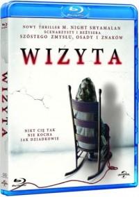 Wizyta (Blu-ray) - okładka filmu