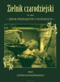 Zielnik czarodziejski - okładka książki