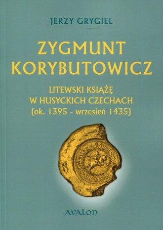 Zygmunt Korybutowicz. Litewski - okładka książki