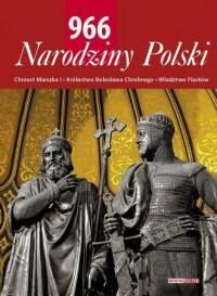 966 Narodziny Polski - okładka książki