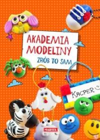Akademia modeliny - okładka książki