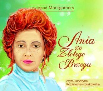 Ania ze Złotego Brzegu - pudełko audiobooku