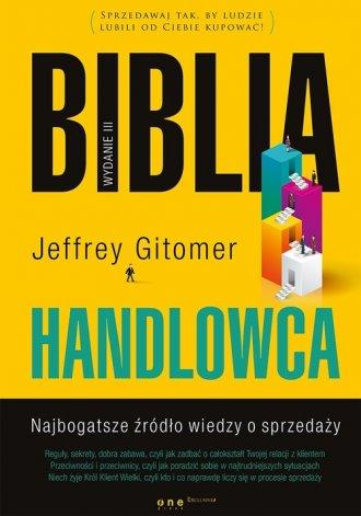 Biblia handlowca. Najbogatsze źródło - okładka książki
