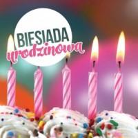 Biesiada urodzinowa - Wydawnictwo - okładka płyty