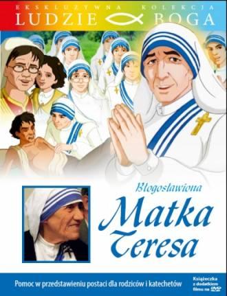 Błogosławiona Matka Teresa. Kolekcja: - okładka filmu