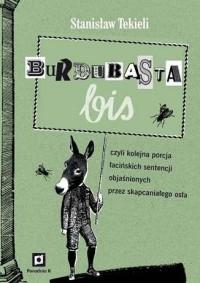 Burdubasta Bis - okładka książki