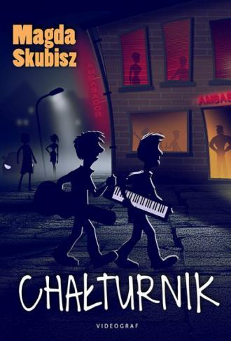 Chałturnik - okładka książki