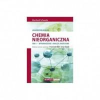 Chemia nieorganiczna. Tom 1. Wprowadzenie i analiza jakościowa - okładka książki