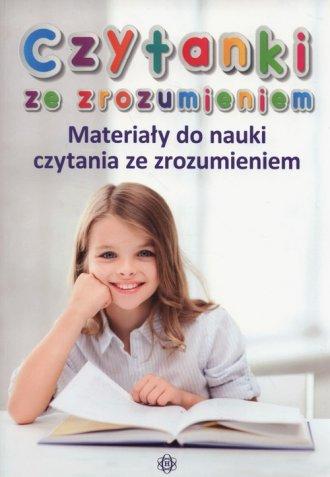 Czytanki ze zrozumieniem. Materiały - okładka podręcznika