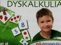 Eduterapeutica. Dyskalkulia - edukacyjny program multimedialny - pudełko programu