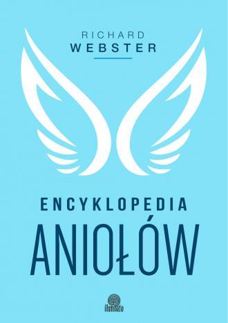 Encyklopedia aniołów - okładka książki
