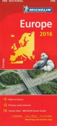 Europe (skala 1:3 000 000) - okładka książki