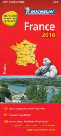 France (skala 1:1 000 000) - okładka książki