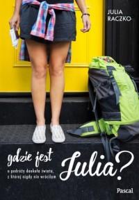 Gdzie jest Julia? - okładka książki