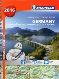 Germany (skala 1:300 000) - okładka książki