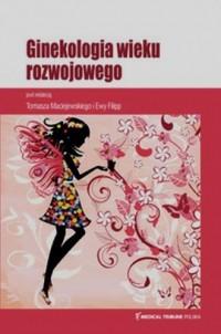 Ginekologia wieku rozwojowego - okładka książki