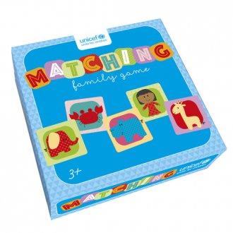 Gra Unicef. Memory - zdjęcie zabawki, gry