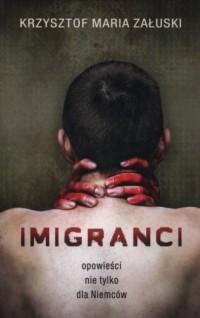 Imigranci - okładka książki