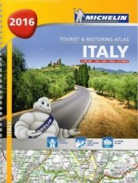Italy (skala 1:300 000) - okładka książki