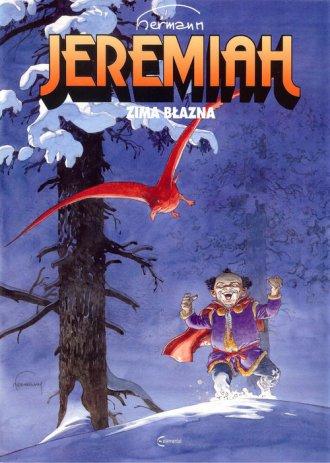 Jeremiah 9. Zima błazna - okładka książki