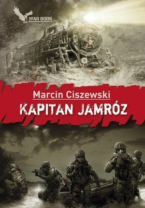 Kapitan Jamróz - okładka książki