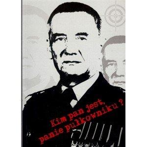 Kim pan jest, panie pułkowniku? - okładka książki