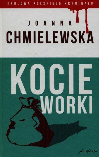 Kocie worki. Kolekcja Królowa polskiego - okładka książki