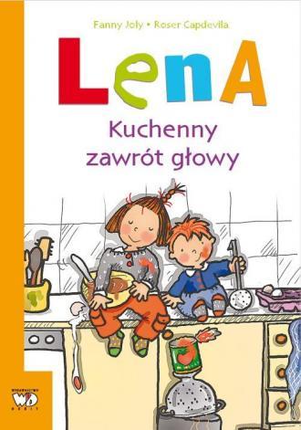 Lena. Kuchenny zawrót głowy - okładka książki